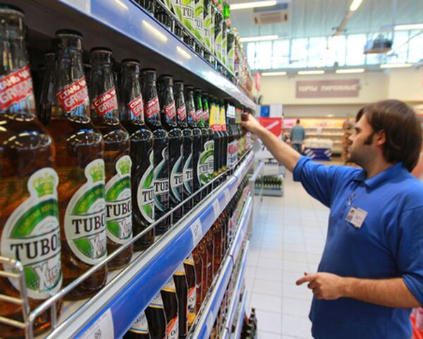 The legal sale of alcohol over the internet may soom resume in Russia, this time with more regulation by the government. - Sputnik International