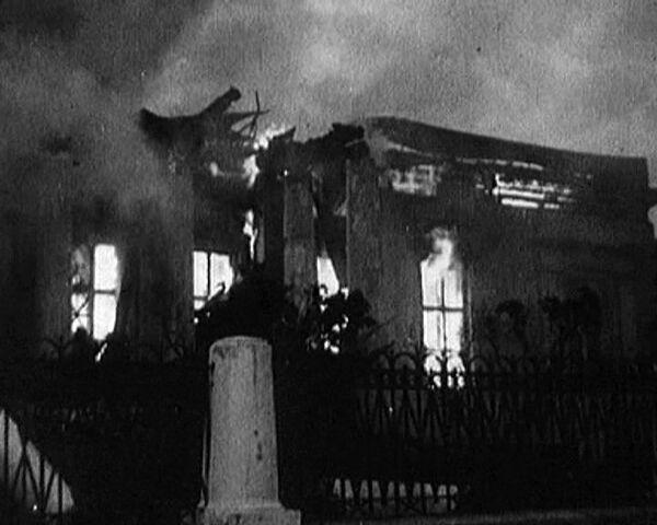 July 22, 1941: First Luftwaffe air raid on Moscow - Sputnik International