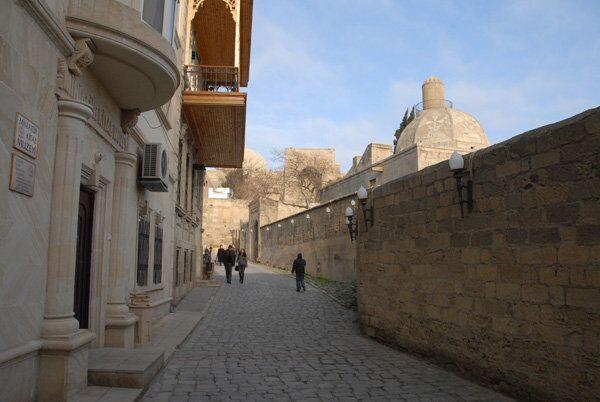 Sightseeing in Baku - Sputnik International