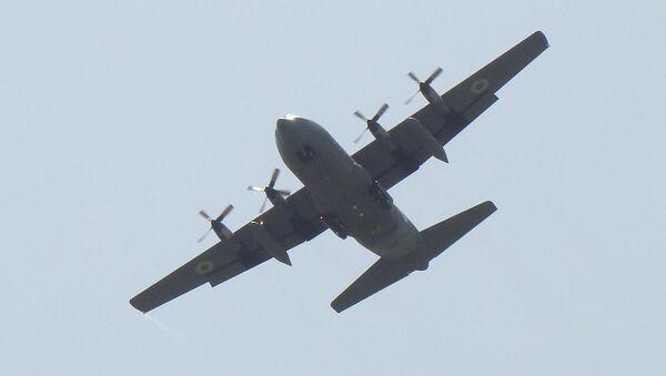 Самолет C-130 - Sputnik International
