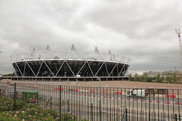 London's Olympic Park: One year to go - Sputnik International