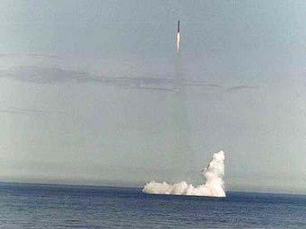 Sineva missile - Sputnik International