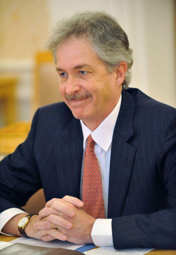 U.S. Deputy Secretary of State William Burns - Sputnik International