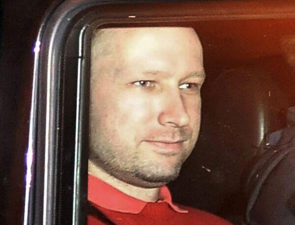 Anders Behring Breivik - Sputnik International