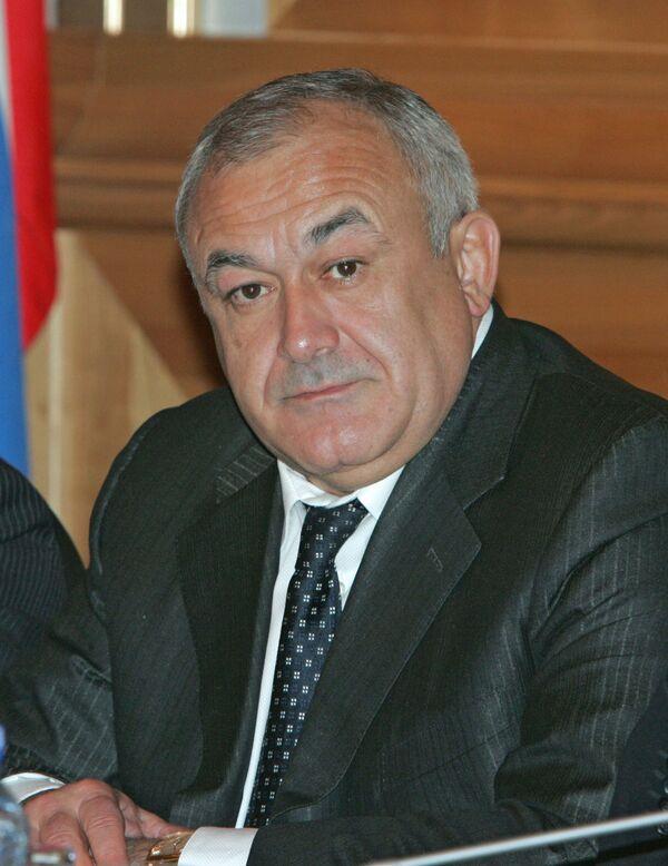 North Ossetia leader Taimuraz Mamsurov  - Sputnik International