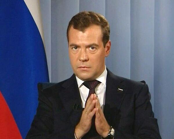 Medvedev: I will never forgive Saakashvili for the killing of hundreds of Russians - Sputnik International