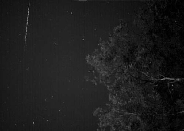 Meteor shower may have been 'caused by Earth-threatening comet' - Sputnik International