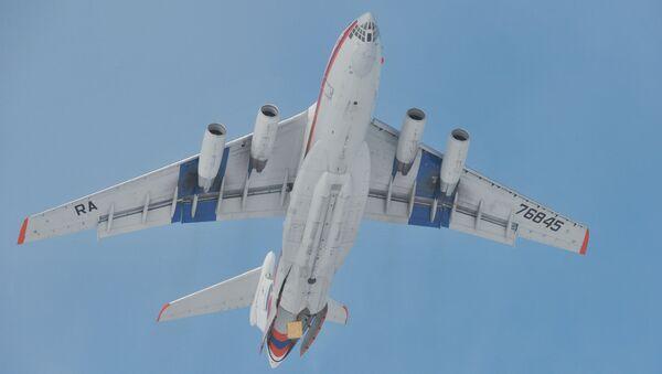 Il-76 - Sputnik International