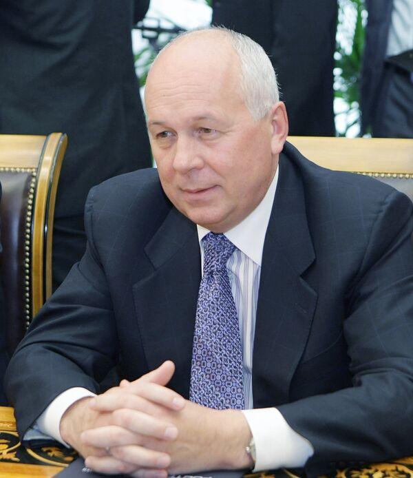 Sergei Chemezov - Sputnik International