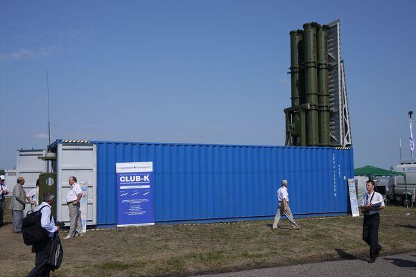 Club-K missile system - Sputnik International