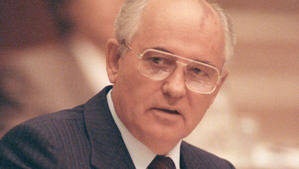 Mikhail Gorbachev in 1991 - Sputnik International
