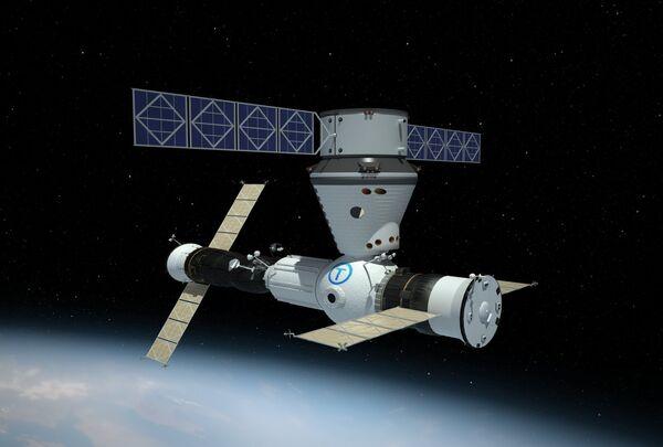 The first near-earth orbit Commercial Space Station  - Sputnik International