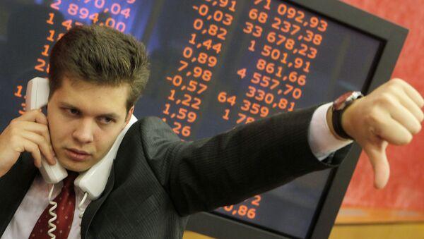 Stock Market - Sputnik International