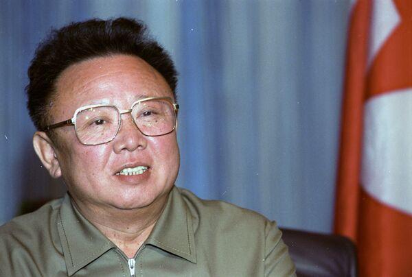 Kim Jong-il  - Sputnik International