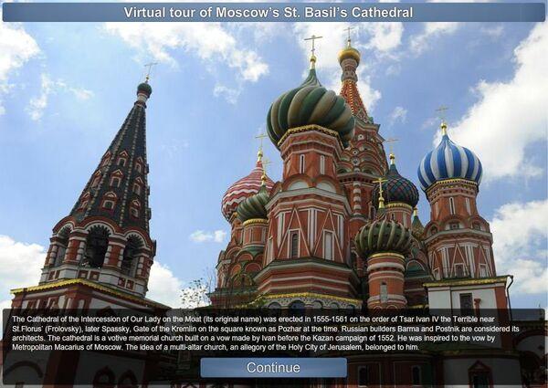 St. Basil's (Intercession) Cathedral - Sputnik International