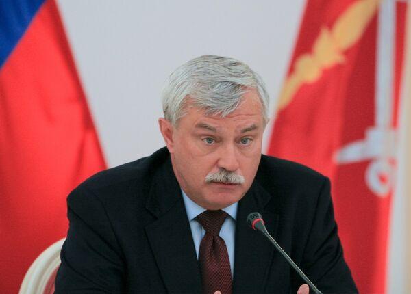Georgy Poltavchenko - Sputnik International