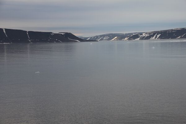 The 45-day expedition will focus on the sea shelf of the Laptev Sea, the East Siberian Sea and the Russian part of the Chukotsk Sea, where 90% of underwater permafrost is located. - Sputnik International