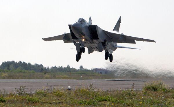 MiG-31 Foxhound interceptor - Sputnik International