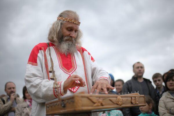 Ancient life and martial arts at Moscow reenactment festival  - Sputnik International
