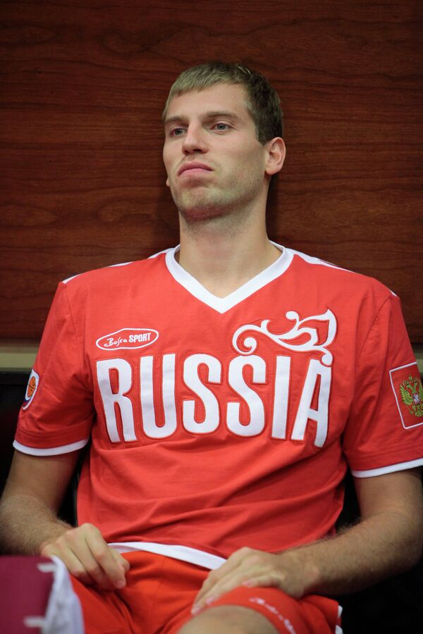 Sergei Monia - Sputnik International