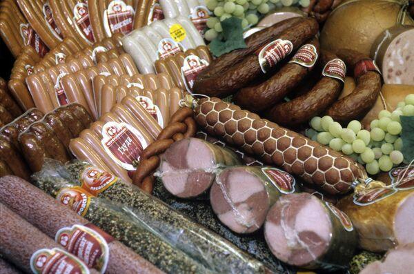 Prosecutors Put Squeeze on Olympic Sausage - Sputnik International