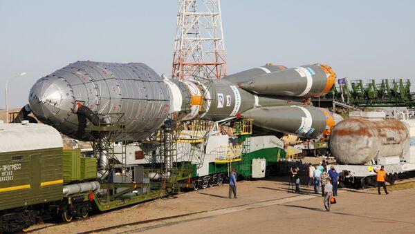 Soyuz-2 carrier rocket - Sputnik International