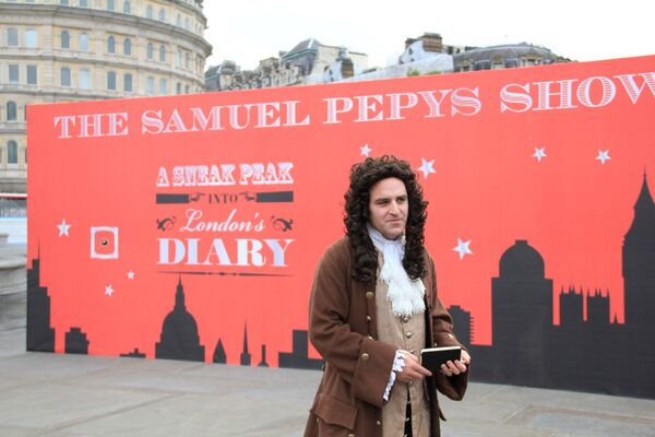 A glimpse of London in 2012  - Sputnik International