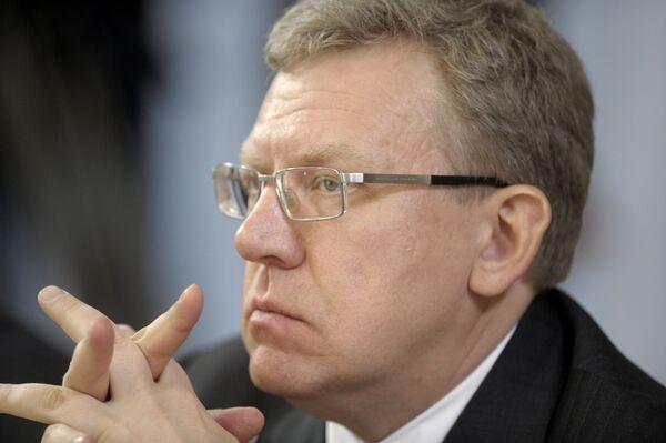 Russian ex-finance minister Alexei Kudrin - Sputnik International