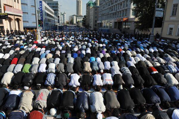 Celebrating Ramadan in Moscow (archive) - Sputnik International