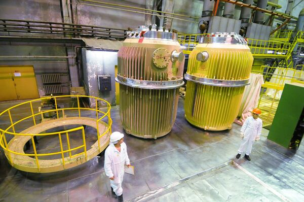 Russia and South Africa have signed an intergovernmental agreement on strategic partnership in nuclear energy sector opening the possibility of construction of nuclear reactors in the country with the use of Russian technologies. - Sputnik International