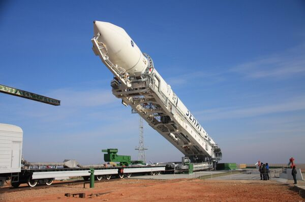 Zenit-2SB carrier rocket - Sputnik International