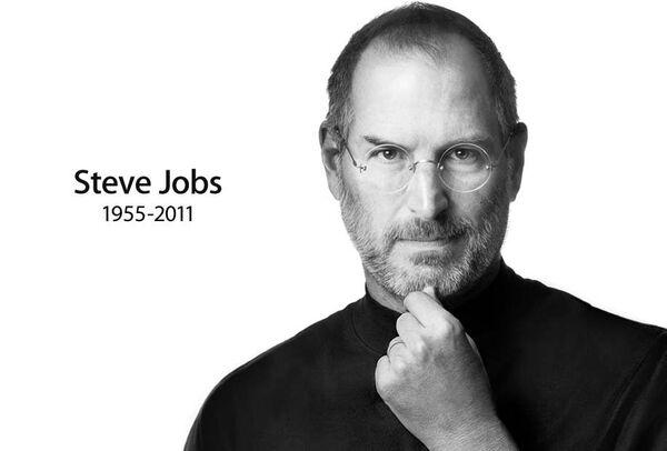 Steve Jobs - Sputnik International