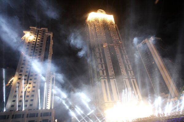 City Day celebrations in Grozny - Sputnik International