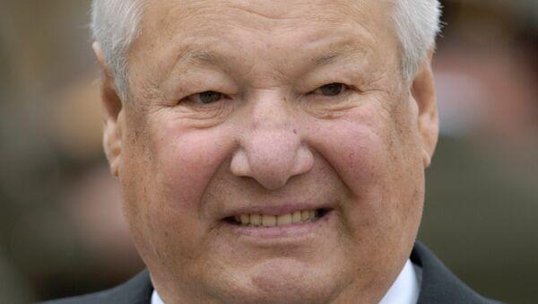 Boris Yeltsin - Sputnik International
