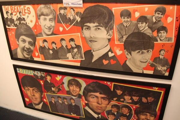 Beatles memorabilia to be auctioned off in Buenos Aires  - Sputnik International
