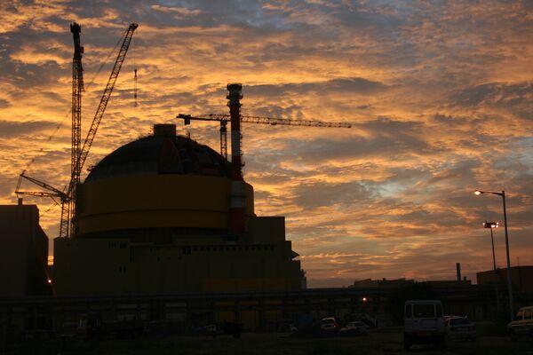 Koodankulam nuclear plant in India - Sputnik International