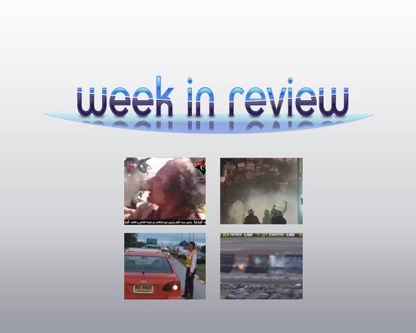 Week in review October 15 - October 21 - Sputnik International