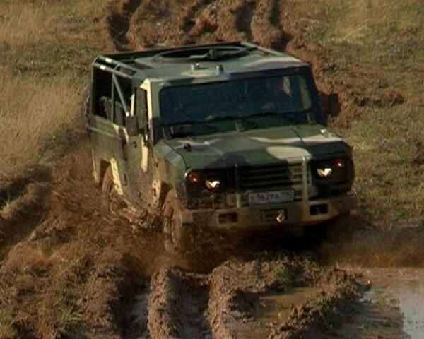 Russia tests new light tactical assault vehicle  - Sputnik International