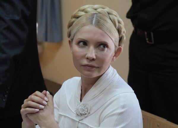 Tymoshenko appeals guilty verdict   - Sputnik International