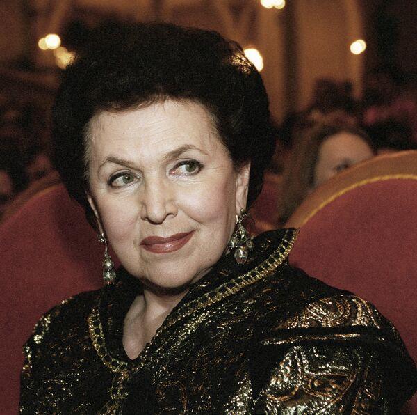 Galina Vishnevskaya - Sputnik International