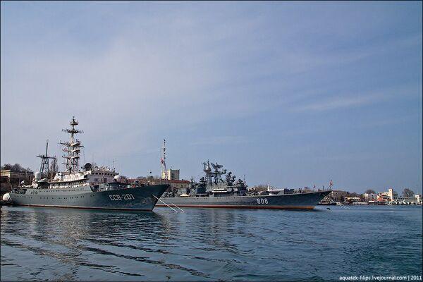Black Sea Naval Force Starts Active Drills - Sputnik International