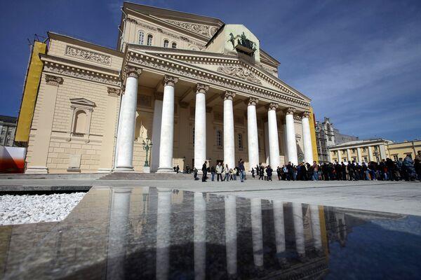 From the basement to Apollo's wreath, Bolshoi Theater restored   - Sputnik International