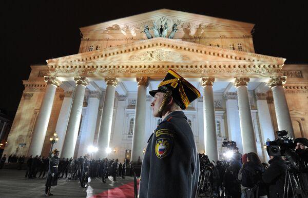 Guided tours of 'new' Bolshoi theater begin - Sputnik International