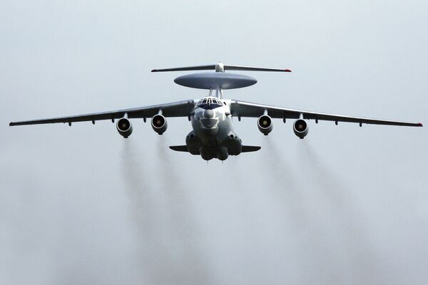 A-50 aircraft - Sputnik International