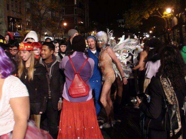 Halloween in New-York - Sputnik International