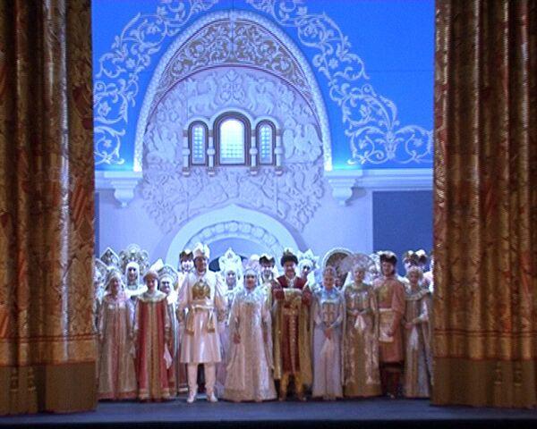 """Shameless"" Lyudmila takes to the Bolshoi stage in the new season - Sputnik International"