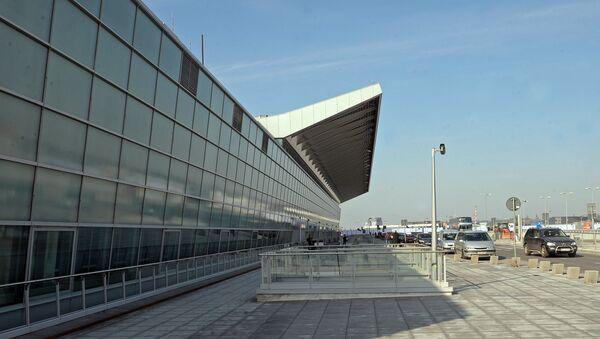 Warsaw's Fryderyk Chopin airport. Archive - Sputnik International
