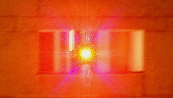 Использование лазерной указки - Sputnik International