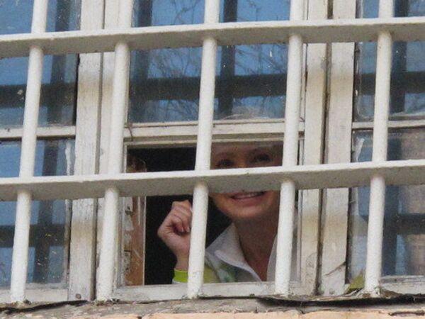 Jailed Yulia Tymoshenko - Sputnik International