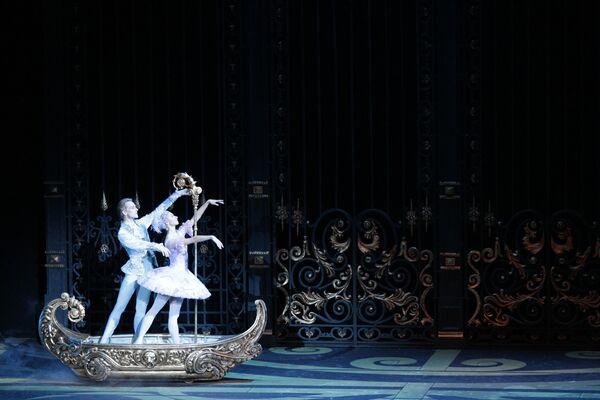 Ballet Sleeping Beauty at Bolshoi Theater - Sputnik International